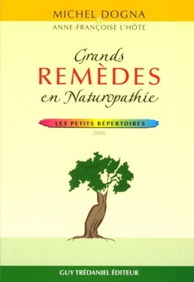 GRANDS REMEDES EN NATUROPATHIE