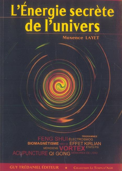 L'ENERGIE SECRETE DE L'UNIVERS