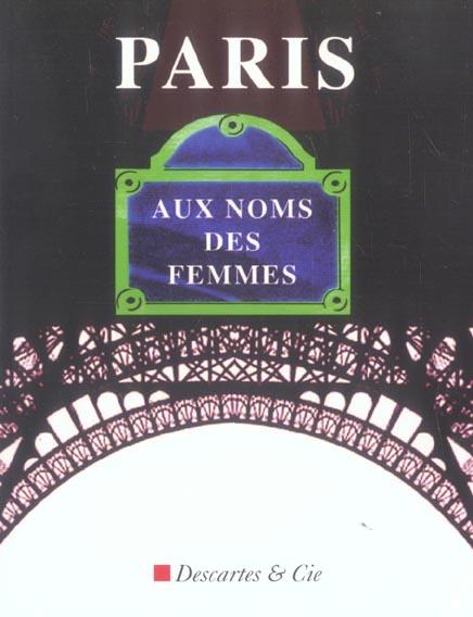 PARIS AUX NOMS DES FEMMES