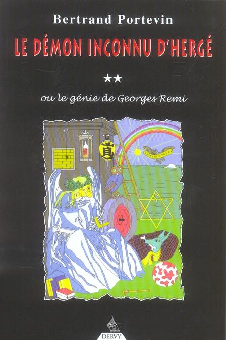 DEMON INCONNU D'HERGE (LE)