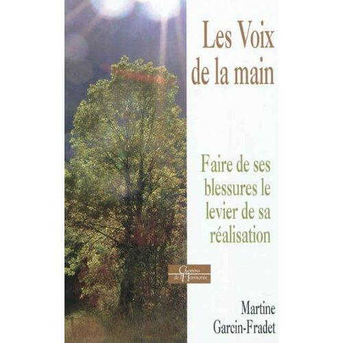 LES VOIX DE LA MAIN - FAIRE DES BLESSURES LE LEVIER DE SA REALISATION