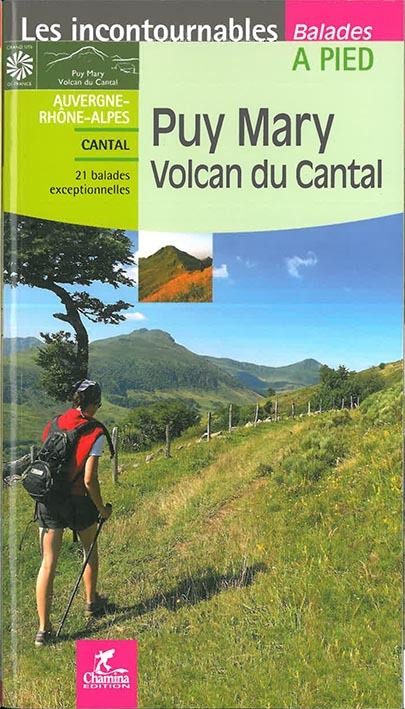 PUY MARY VOLCAN DU CANTAL A PIED
