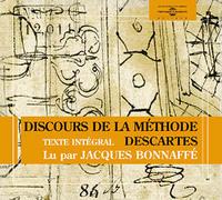DISCOURS DE LA METHODE PAR JACQUES BONNAFFE