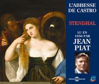 L'ABBESSE DE CASTRO - LU PAR JEAN PIAT