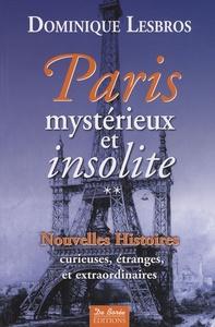 PARIS MYSTERIEUX ET INSOLITE T2