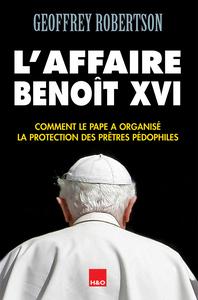 L'AFFAIRE BENOIT XVI