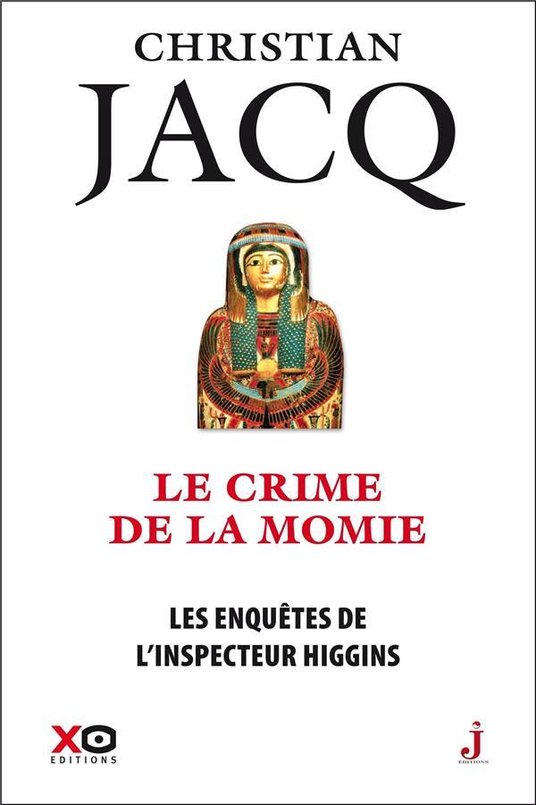 Les enquetes de l'inspecteur higgins - tome 1 le crime de la momie - vol01