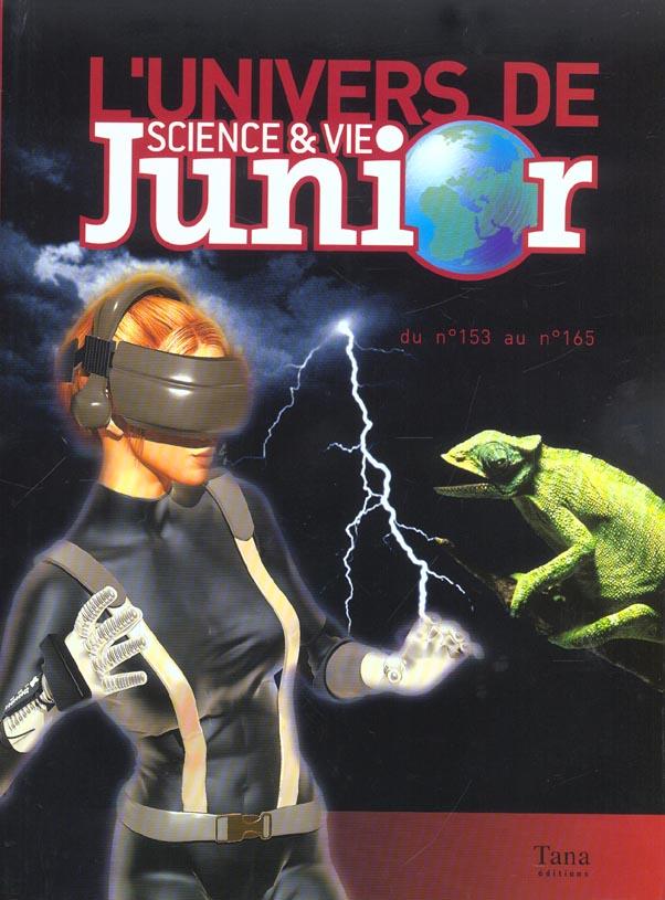 UNIVERS DE SCIENCE ET VIE JUNIOR