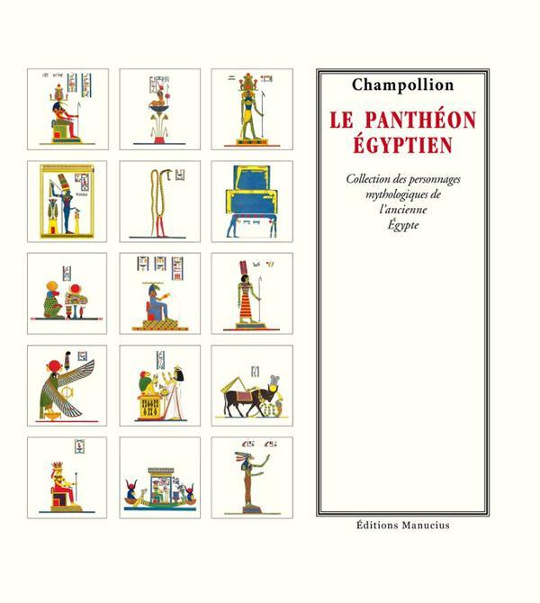 LE PANTHEON EGYPTIEN