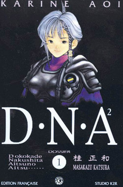 D.N.A.  -TOME 01-
