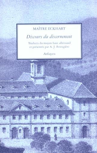 DISCOURS DU DISCERNEMENT (LES)