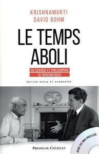 LE TEMPS ABOLI