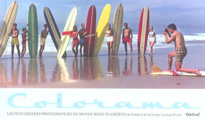 COLORAMA, LES PLUS GRANDES PHOTOGRAPHIES DU MONDE MADE IN USA - DE KODAK ET DE LA GEORGE EASTMAN HOU