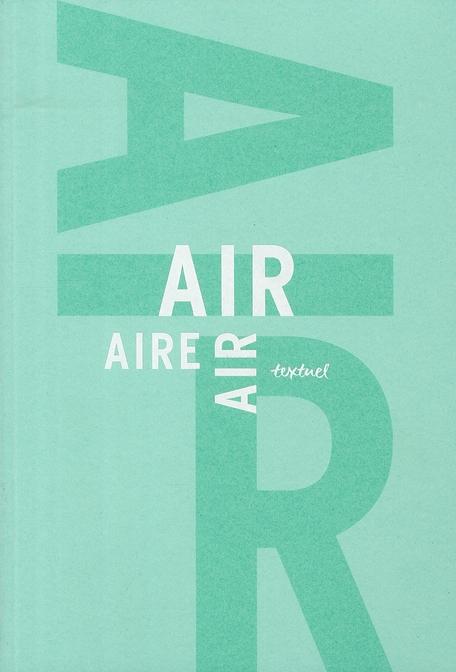 L'AIR - THE AIR - EL AIRE - ANTHOLOGIE LITTERAIRE ET ARTISTIQUE
