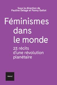 FEMINISMES DANS LE MONDE - 23 RECITS D'UNE REVOLUTION PLANETAIRE