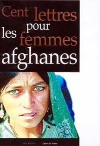 100 LETTRES POUR LES FEMMES AFGHANES