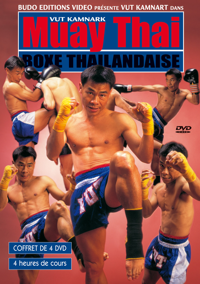 MUAY THAI  - (COFFRET 4 DVD)