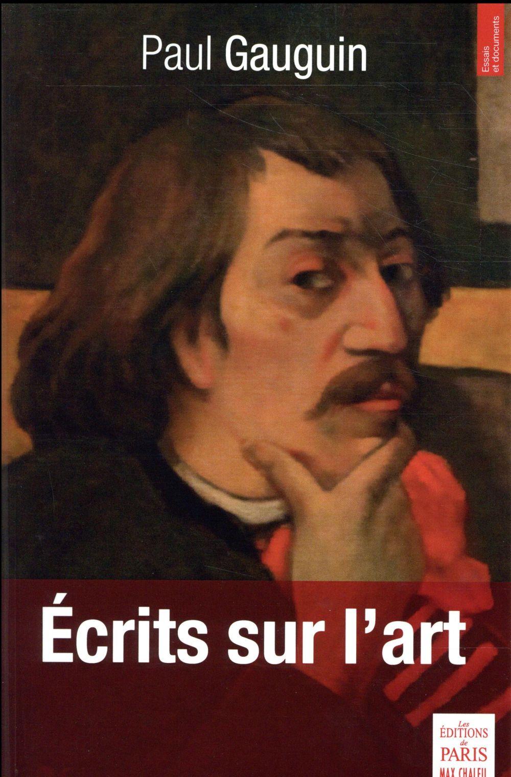 ECRITS SUR L'ART