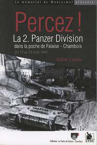 PERCEZ LA 2 PANZER DIVISION DANS LA POCHE DE FALAISE CHAMBO