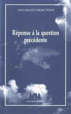 REPONSE A LA QUESTION PRECEDENTE