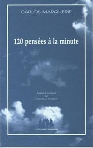 120 PENSEES A LA MINUTE