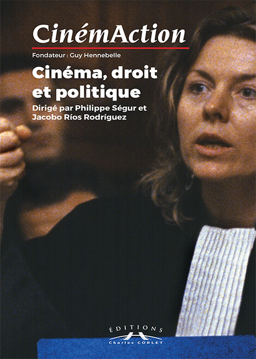 CINEMACTION N  158- CINEMA DROIT ET POLITIQUE- 2016