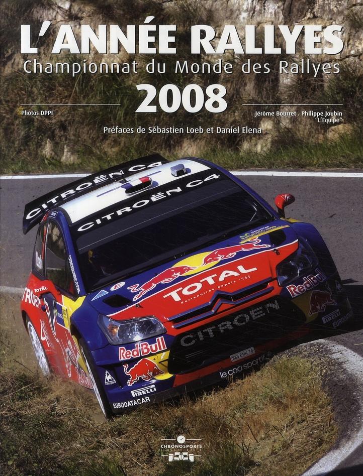ANNEE RALLYES 2008-2009