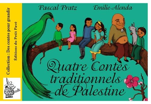 14QUATRE CONTES TRADITIONNELS DE PALESTINE