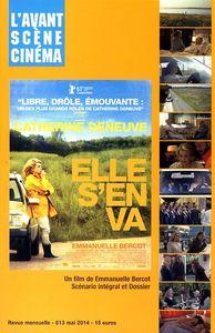 L'AVANT-SCENE CINEMA N 613 - ELLE S'EN VA