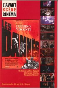 L'AVANT-SCENE CINEMA N 634 LES DAMNES JUIN 2016