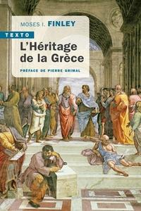 L'HERITAGE DE LA GRECE