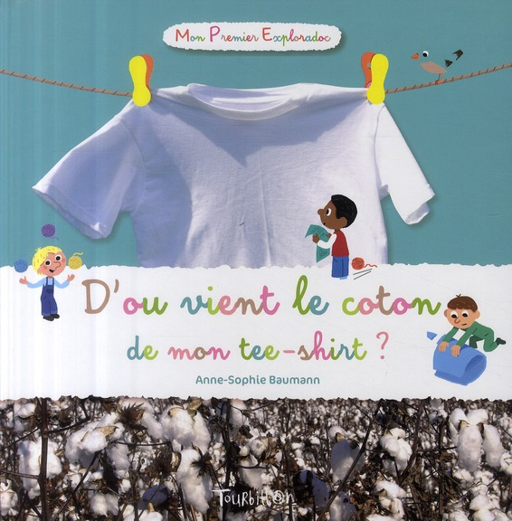 D'OU VIENT LE COTON DE MON TEE-SHIRT ?