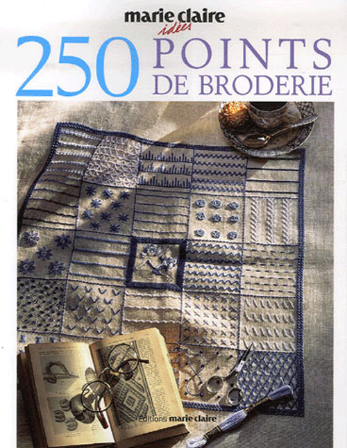 250 POINTS DE BRODERIE