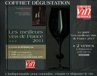 COFFRET DEGUSTATION RVF + GUIDE VERT 2011