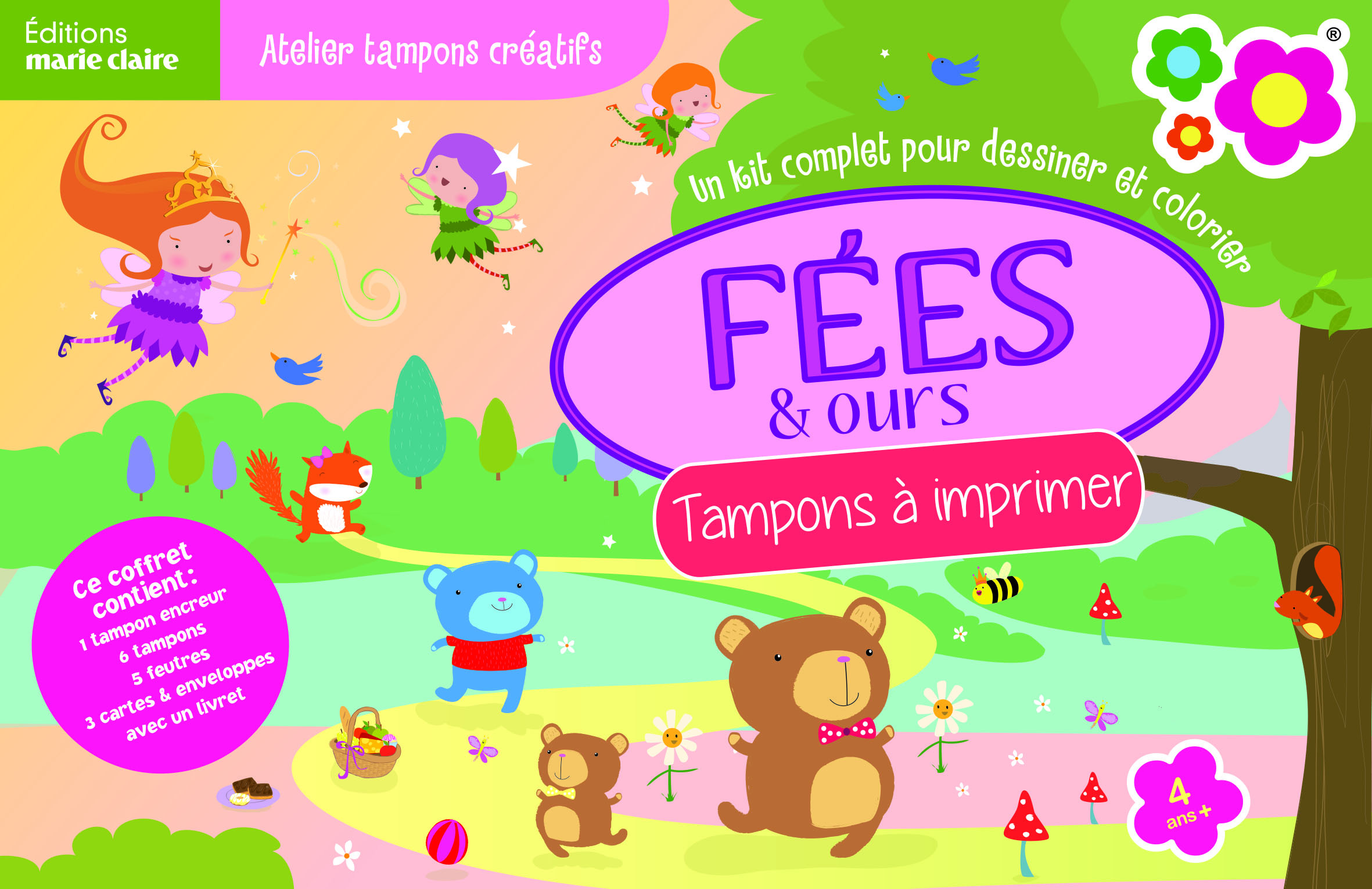 FEES ET OURS