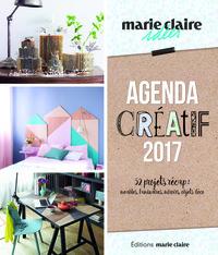 AGENDA CREATIF MARIE CLAIRE IDEES 2017