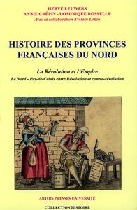 HISTOIRE DES PROVINCES FRANCAISES DU NORD