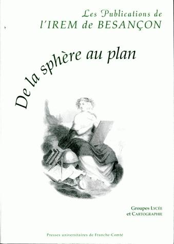 DE LA SPHERE AU PLAN