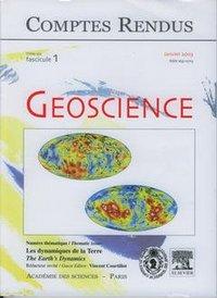 COMPTES RENDUS ACADEMIE DES SCIENCES, GEOSCIENCE, TOME 335, FASC 1, JANVIER 2003 : LES DYNAMIQUES DE