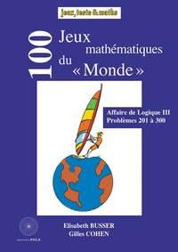100 JEUX DU MONDE (201-300)