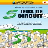 5 JEUX DE CIRCUITS