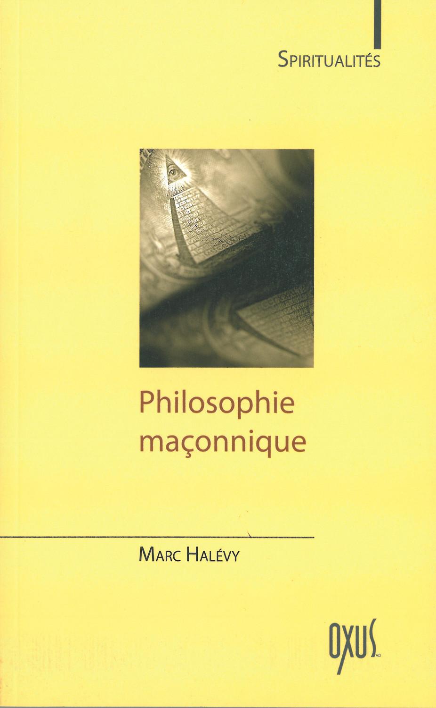 PHILOSOPHIE MACONNIQUE
