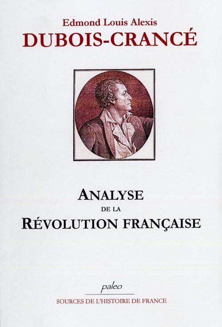 ANALYSE DE LA REVOLUTION FRANCAISE. COMPTE-RENDU DU MINISTERE DE LA GUERRE EN 1795.