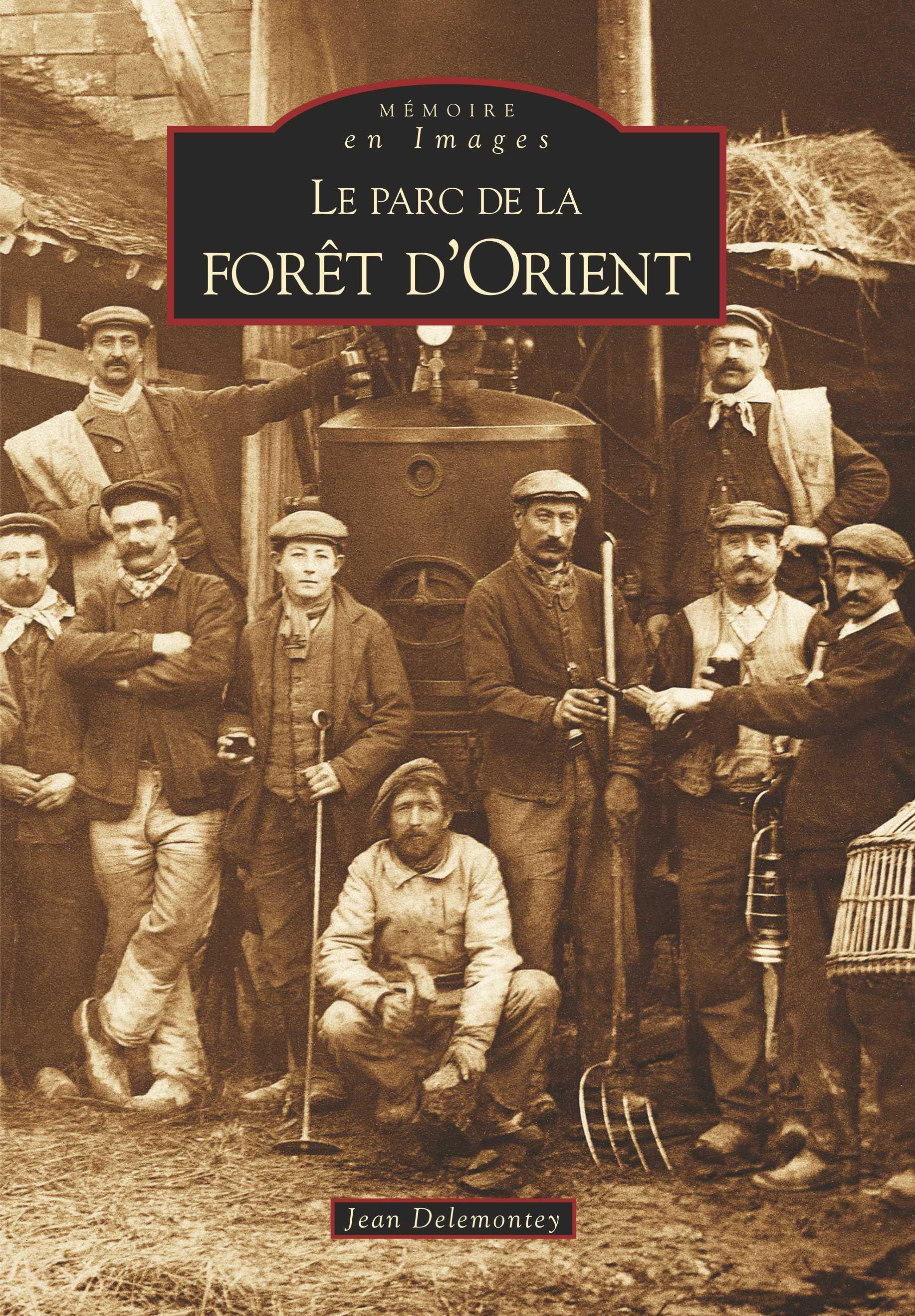 PARC DE LA FORET D'ORIENT (LE)