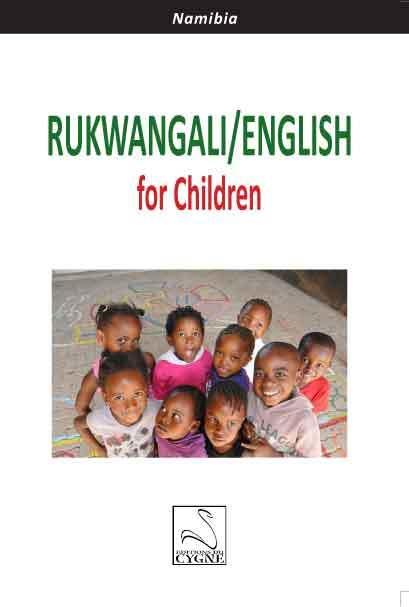 RUKWANGALI/ENGLISH FOR CHILDREN