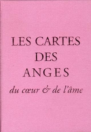 LES CARTES DES ANGES DU COEUR ET DE L'AME