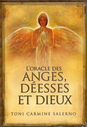 L'ORACLE DES ANGES, DEESSES ET DIEUX
