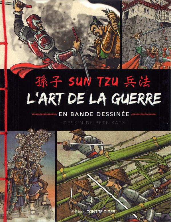 L'ART DE LA GUERRE EN BANDE DESSINEE