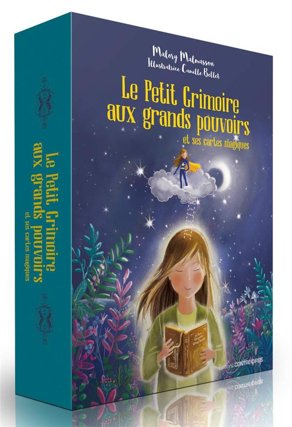 LE PETIT GRIMOIRE AUX GRANDS POUVOIRS ET SES CARTES MAGIQUES