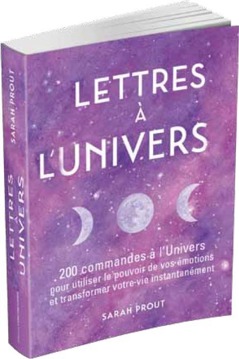 LETTRES A L'UNIVERS